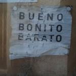 """Desmontando el mito del """"Bueno, Bonito & Barato"""""""