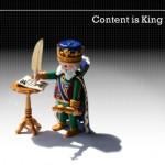 El contenido no es el Rey de Internet