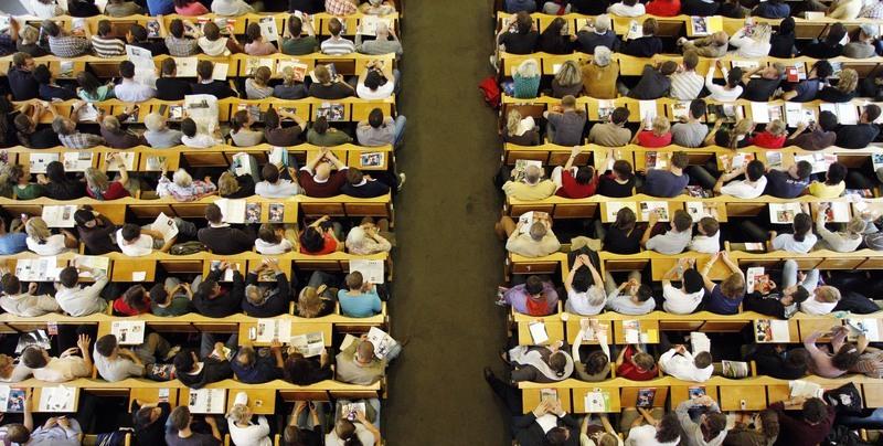 DEU Bildung Hochschulen