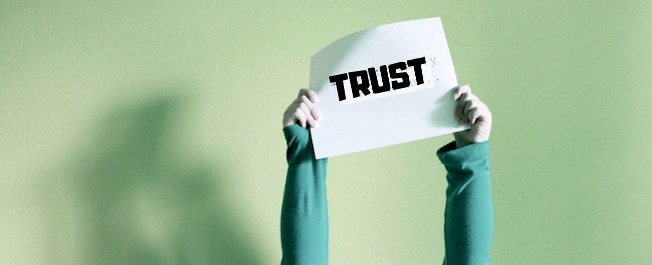 La confianza: definición, niveles y construcción
